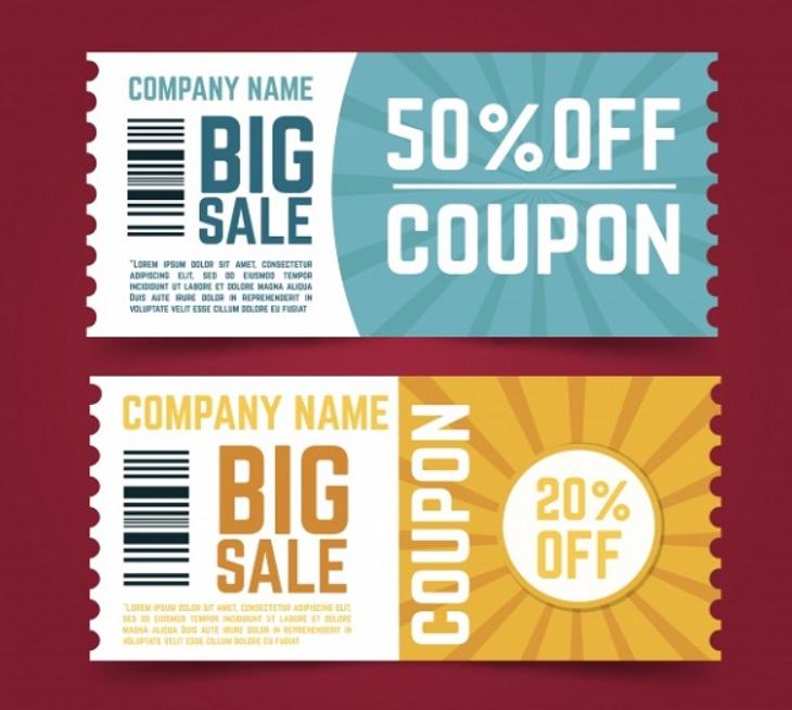 Mã coupon sẽ phân biệt nguồn khách hàng khi chạy SMS Marketing