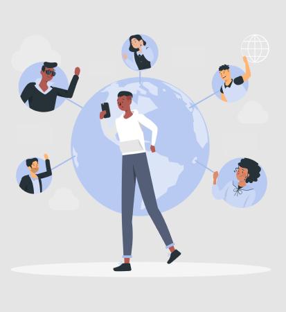 Với SMS Markeing giá rẻ giúp doanh nghiệp định vị thương hiệu trên toàn cầu
